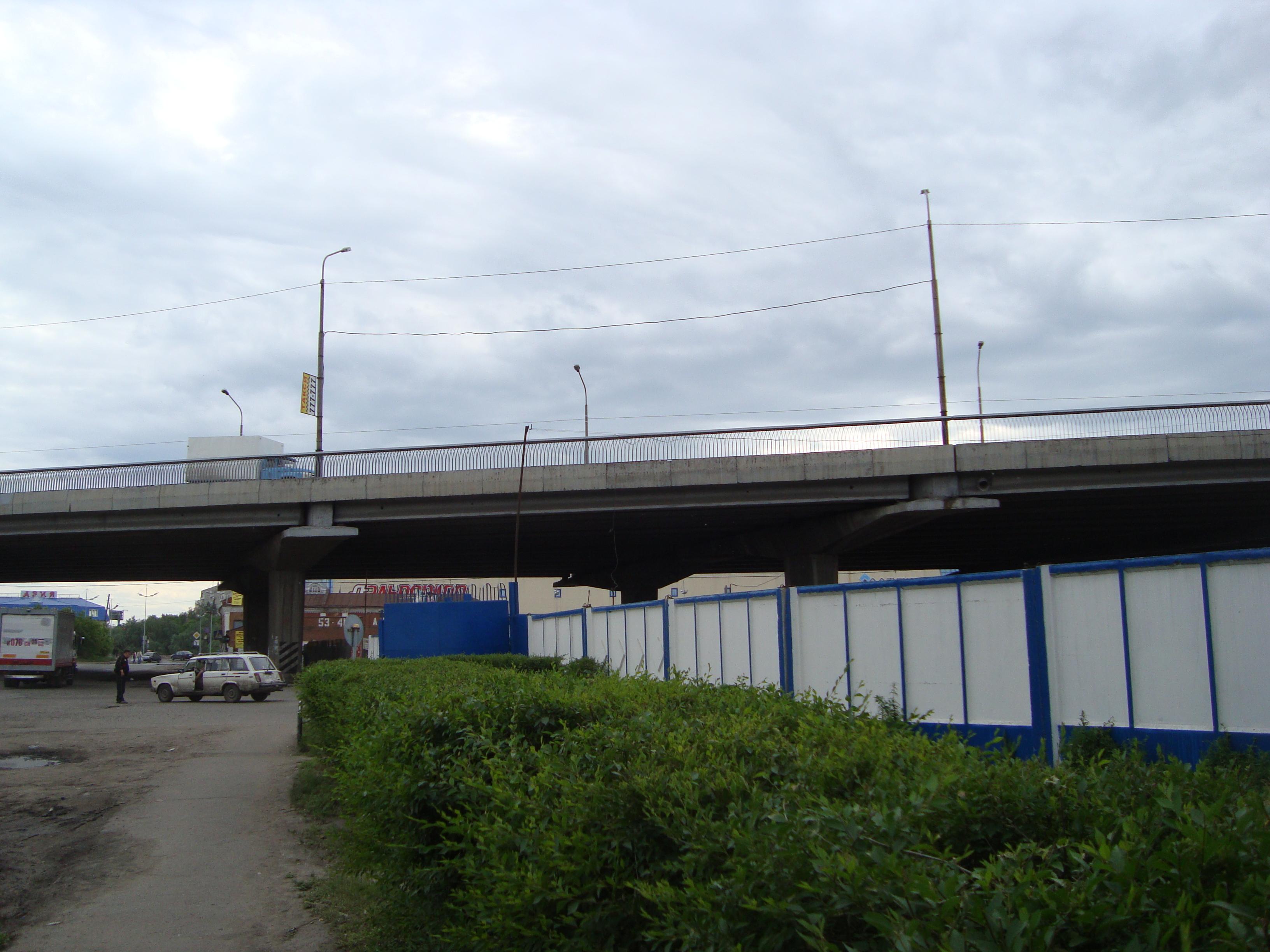 мосты омска фото